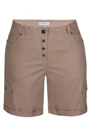 Shorts cargo fit fra Zhenzi
