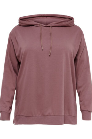 Hoodie fra Only Carmakoma